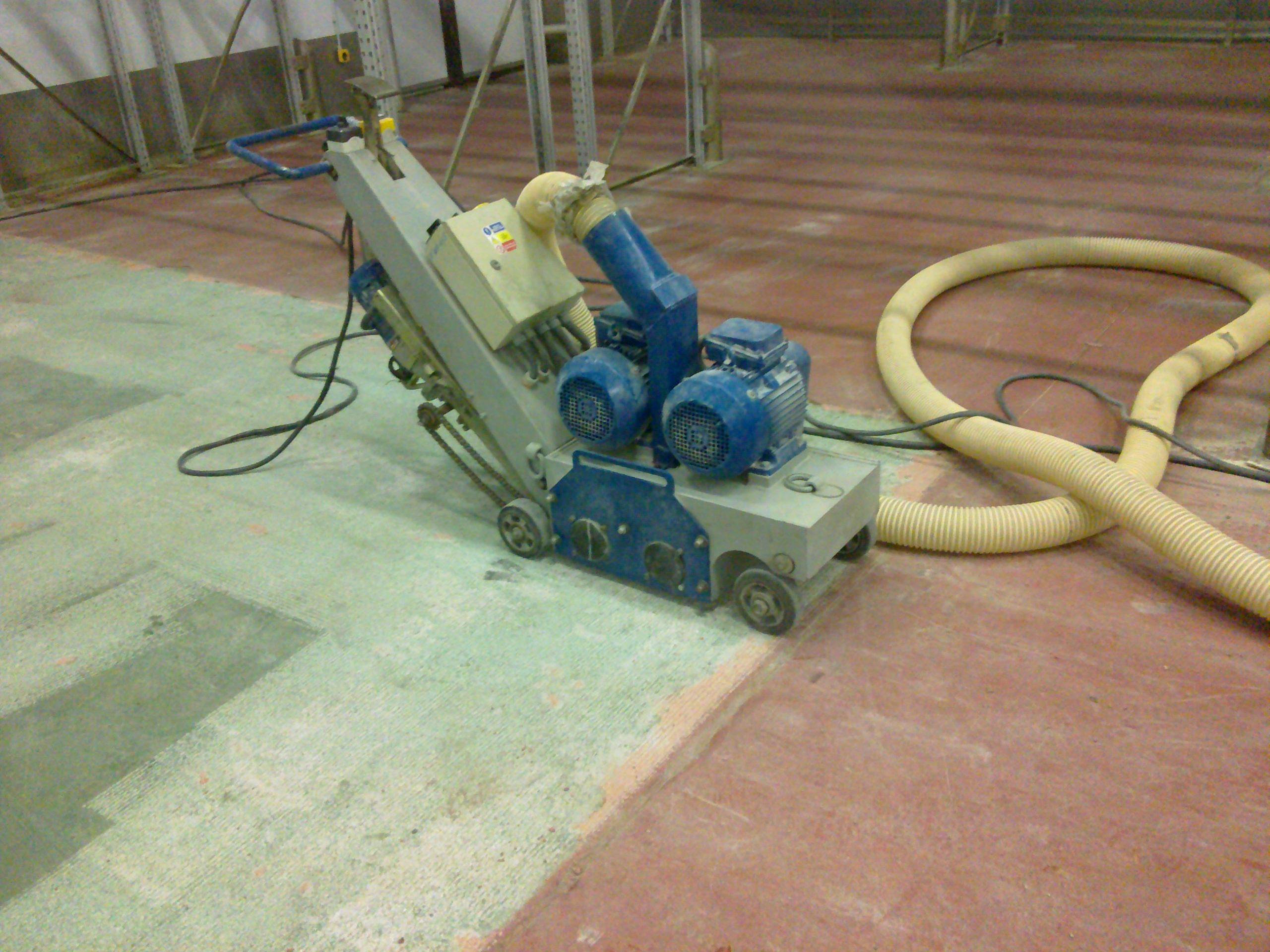 Бетон фрезерование срок хранения цементного раствора